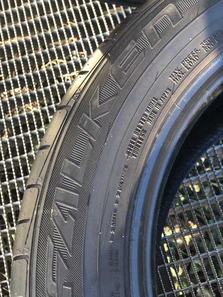 set 2 anvelope 235/55 R18 sh vara Falken 7.5mm cu garantie [2]