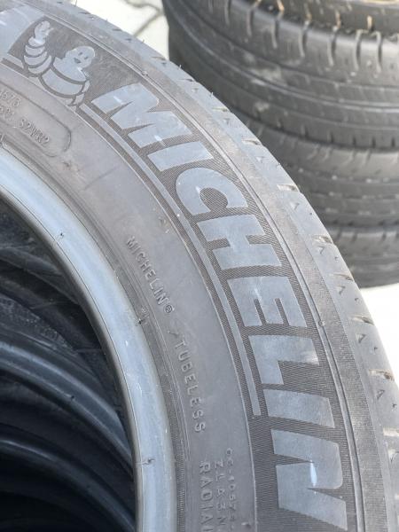 set 2 anvelope 205/55 R16 sh vara Michelin 5.5mm cu garantie 2