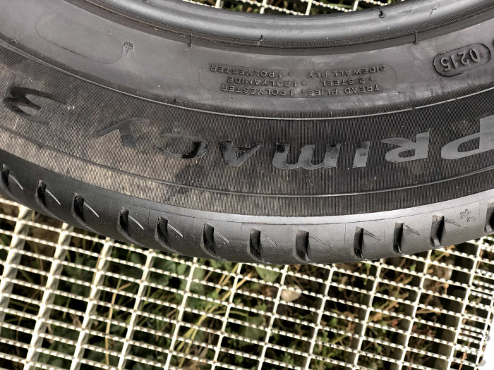 set 2 anvelope 215/60 R17 sh vara Michelin 6mm cu garantie 4