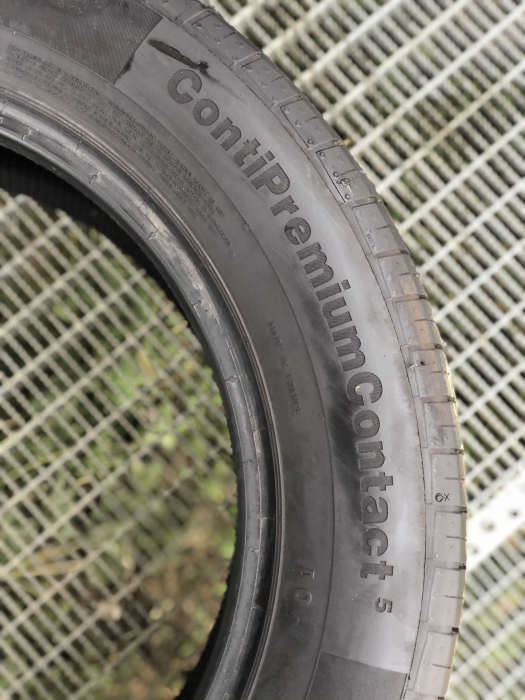 set 2 anvelope 235/55 R17 sh vara Continental 7mm cu garantie [3]