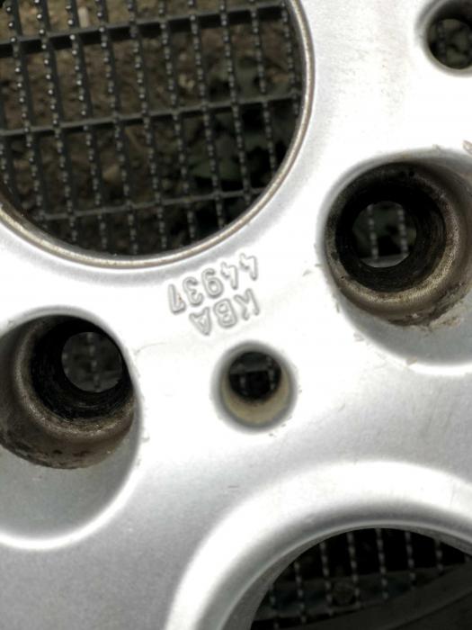 set 4 jante aliaj BMW 7Jx15H2 ET 35 5x120 second 1