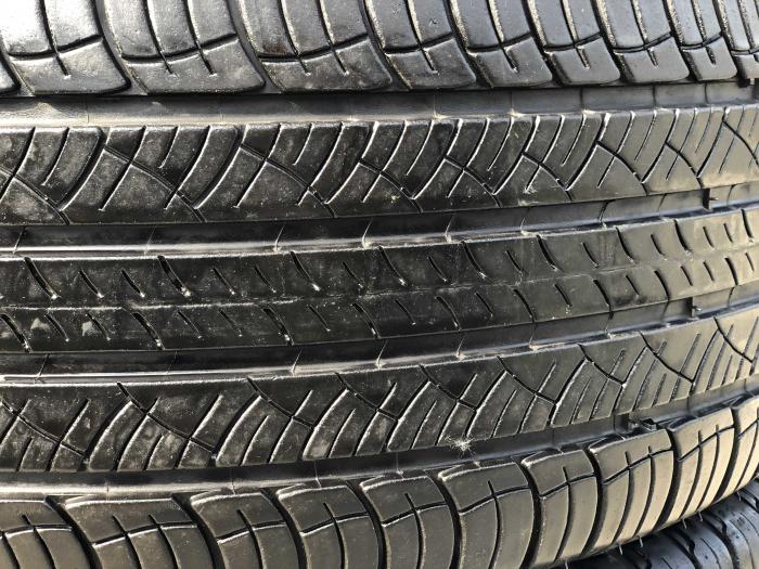 set 2 anvelope 235/55 R17 99V sh vara M+S Michelin 5.5mm cu garantie [1]