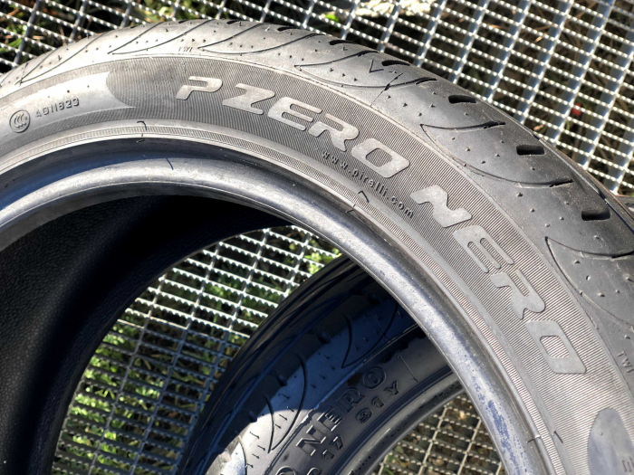 set 2 anvelope 215/45 R17 sh vara Pirelli 6.5mm cu garantie 4