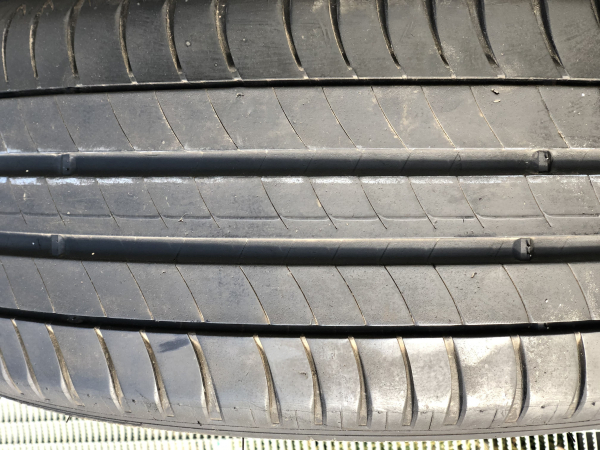 set 2 anvelope 205/45 R17 sh vara Michelin 6.5mm cu garantie [1]
