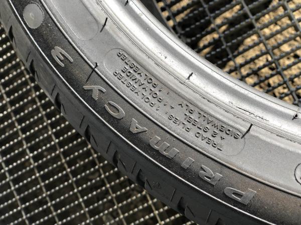 set 2 anvelope 205/45 R17 sh vara Michelin 6.5mm cu garantie [4]