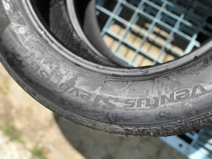 set 2 anvelope 235/60 R18 sh vara Hankook 4.5mm cu garantie [4]