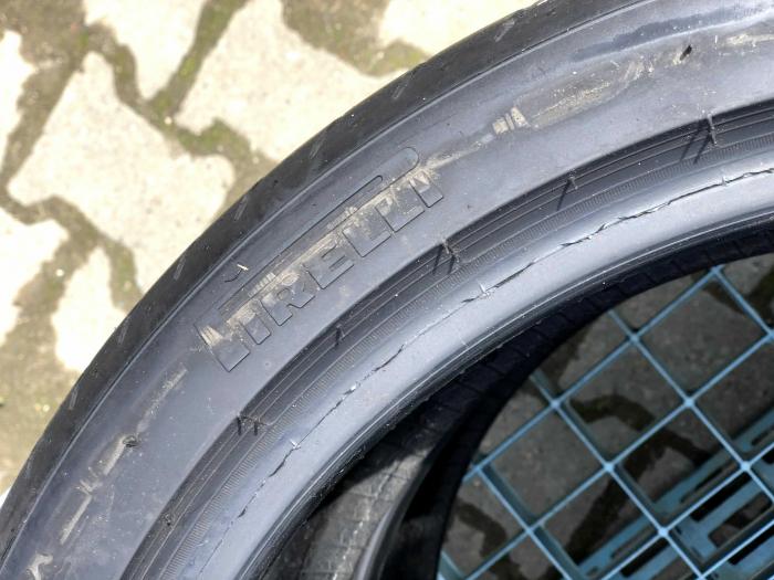 set 2 anvelope 255/35 R19 sh vara Pirelli 5mm cu garantie [5]