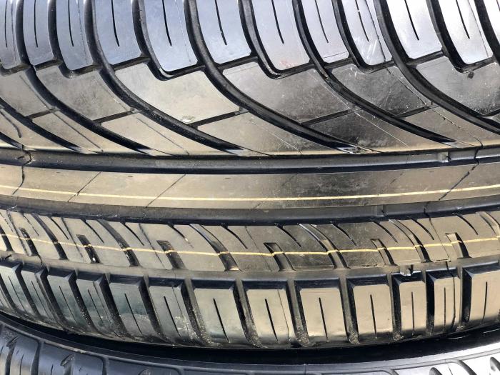 set 2 anvelope 245/45 R19 noi Michelin vara cu garantie [1]