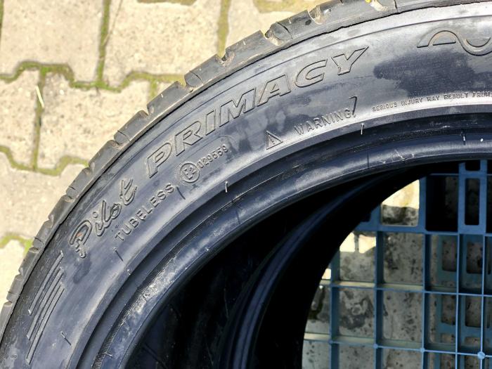 set 2 anvelope 245/45 R19 noi Michelin vara cu garantie [5]