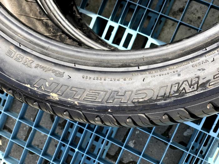 set 2 anvelope 245/45 R19 noi Michelin vara cu garantie [3]