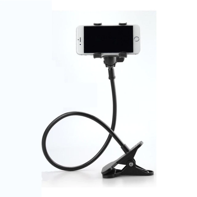 Suport rotativ flexibil 360 grade universal brat lung pentru telefon 4