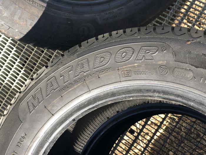 set 2 anvelope 185/60 R14 82H sh vara Matador 7mm cu garantie [5]