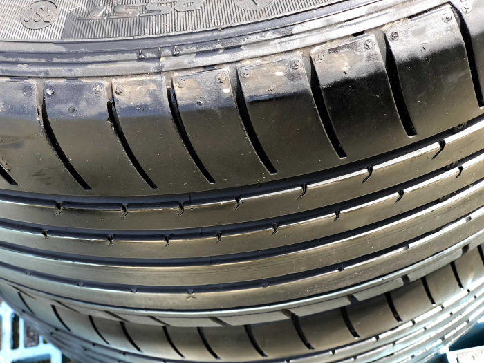 set 2 anvelope 275/35 R19 sh vara Dunlop runflat 5mm cu garantie [2]