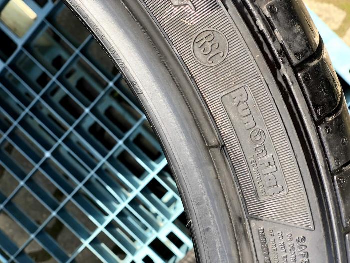 set 2 anvelope 275/35 R19 sh vara Dunlop runflat 5mm cu garantie [6]