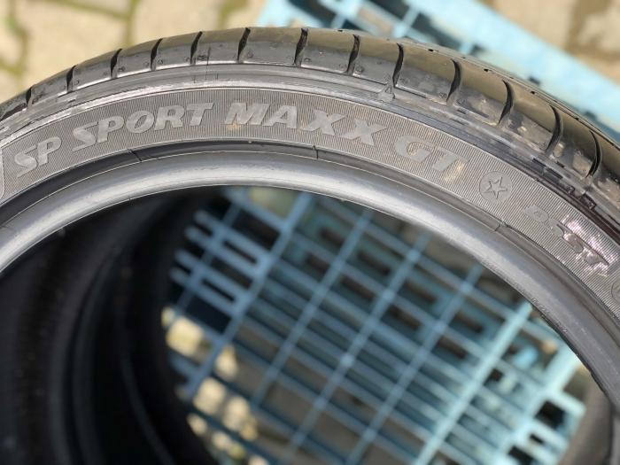 set 2 anvelope 275/35 R19 sh vara Dunlop runflat 5mm cu garantie [5]