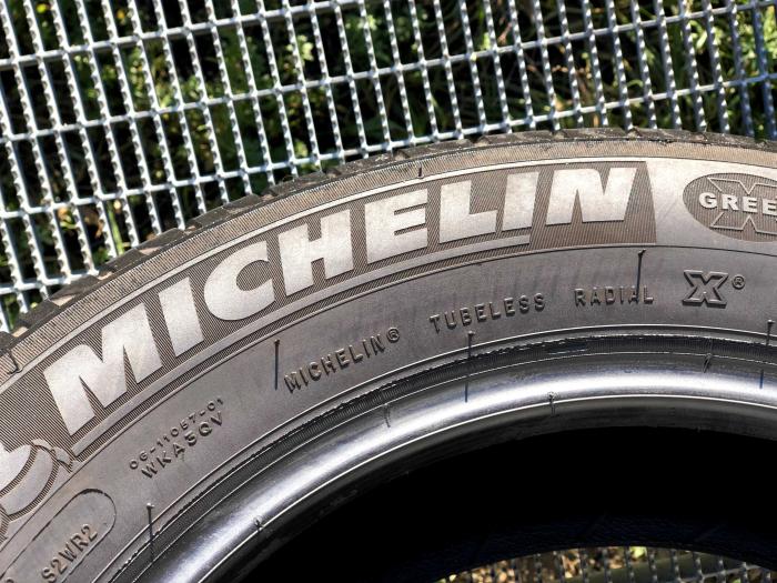set 2 anvelope 185/65 R15 sh vara Michelin 6mm cu garantie [3]
