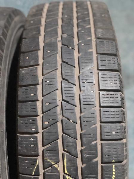 set 2 anvelope 225/65 R17 sh iarna Pirelli 6mm cu garantie 1