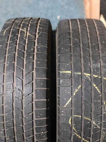set 2 anvelope 225/65 R17 sh iarna Pirelli 6mm cu garantie 0