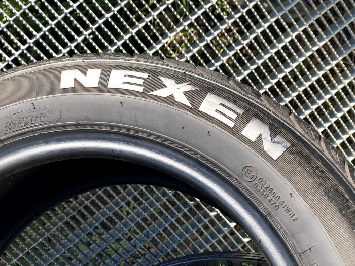 set 2 anvelope 195/55 R15 sh vara Nexen 7mm cu garantie 3