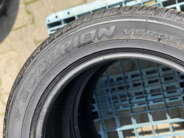 set 2 anvelope 235/55 R18 sh vara Pirelli 5.5mm cu garantie [3]