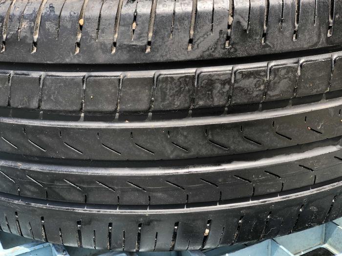 set 2 anvelope 235/55 R18 sh vara Pirelli 5.5mm cu garantie [1]