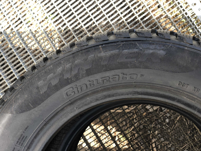 set 2 anvelope 175/65 R14 82T sh Iarna Pirelli 7mm cu garantie [3]