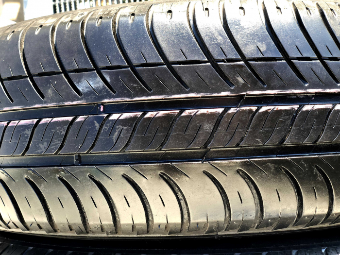 set 2 anvelope 185/65 R14 sh vara Michelin  6mm cu garantie 2