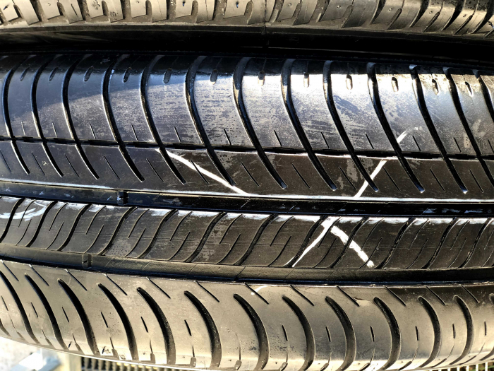 set 2 anvelope 185/65 R14 sh vara Michelin  6mm cu garantie 1