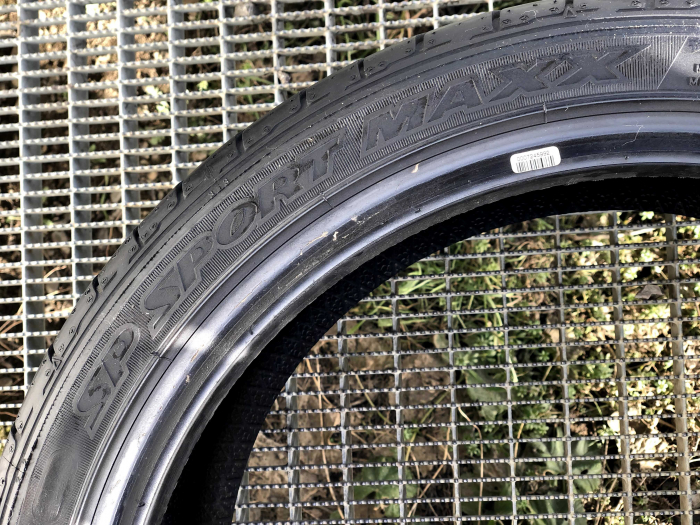 set 2 anvelope 215/40 R17 sh vara Dunlop 7mm cu garantie 4