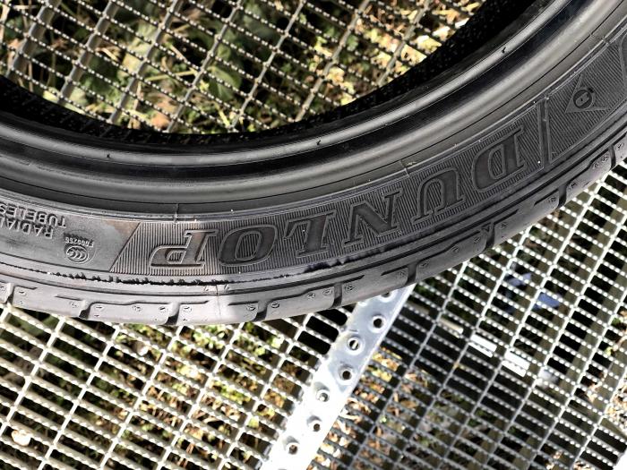 set 2 anvelope 215/40 R17 sh vara Dunlop 7mm cu garantie 5