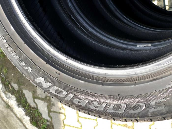 set 4 anvelope 235/55 R19 sh vara Pirelli 5mm cu garantie [4]