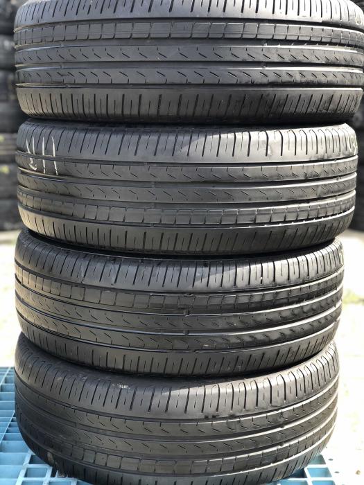 set 4 anvelope 235/55 R19 sh vara Pirelli 5mm cu garantie [0]