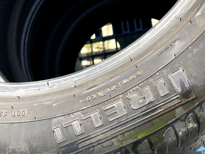set 4 anvelope 235/55 R19 sh vara Pirelli 5mm cu garantie [5]
