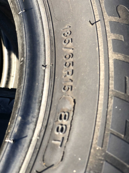 set 4 anvelope 185/65 R15 sh vara Michelin 6mm cu garantie 5