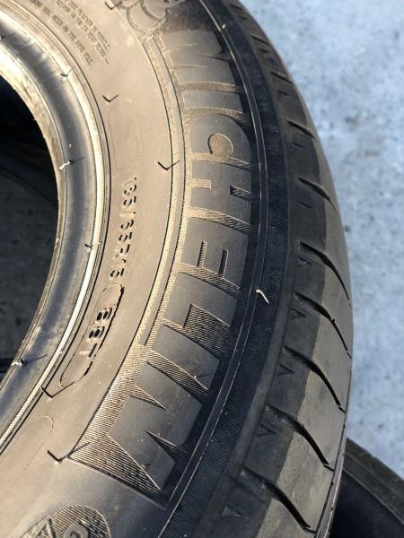 set 4 anvelope 185/65 R15 sh vara Michelin 6mm cu garantie 4