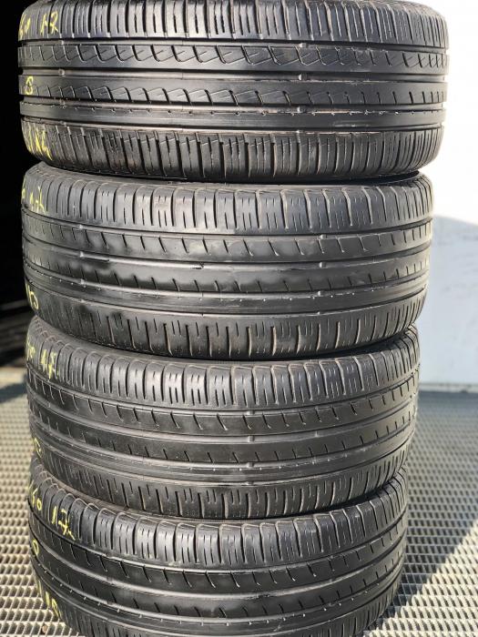 set 4 anvelope 215/40 R17 87V sh vara Pirelli 5mm cu garantie [0]