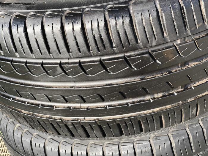 set 4 anvelope 215/40 R17 87V sh vara Pirelli 5mm cu garantie [2]
