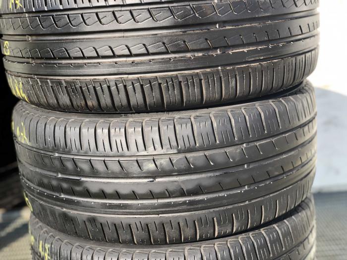 set 4 anvelope 215/40 R17 87V sh vara Pirelli 5mm cu garantie [1]