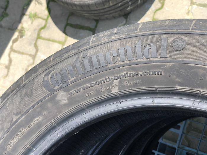 set 4 anvelope 215/55 R18 sh vara Continental 6mm cu garantie [3]
