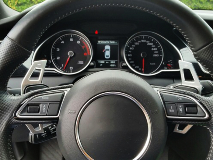 Set 2 padele volan pentru Audi, Shift Paddle 4