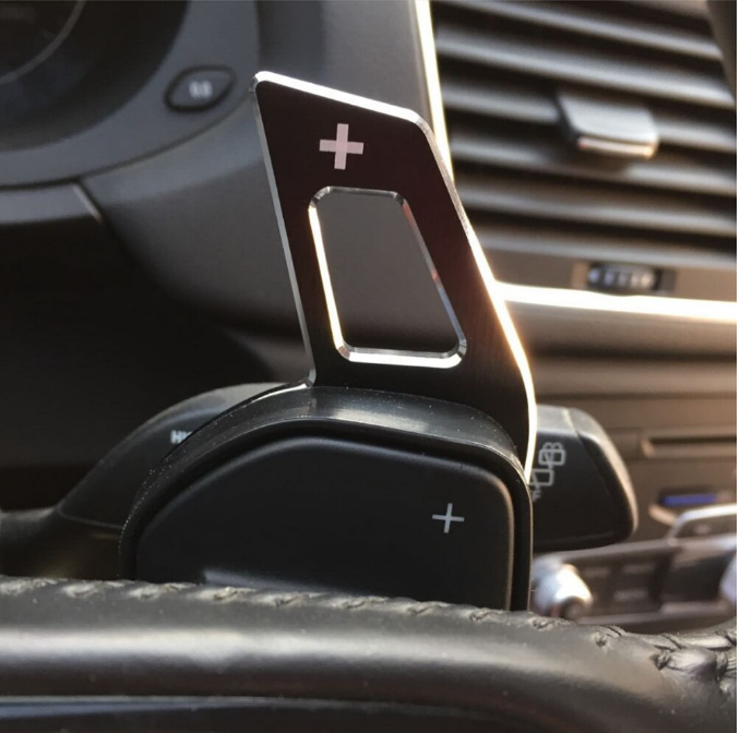 Set 2 padele volan pentru Audi, Shift Paddle 7