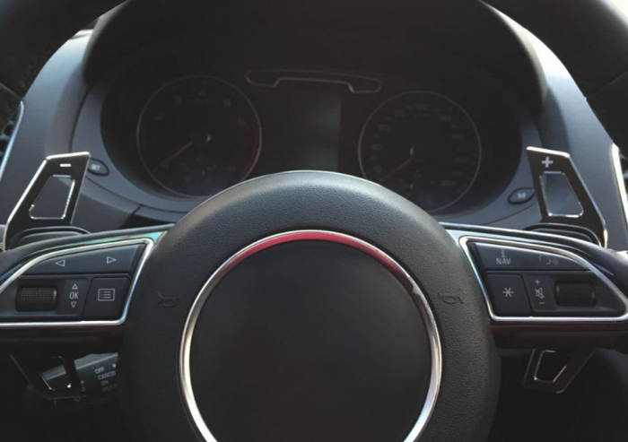 Set 2 padele volan pentru Audi, Shift Paddle 5