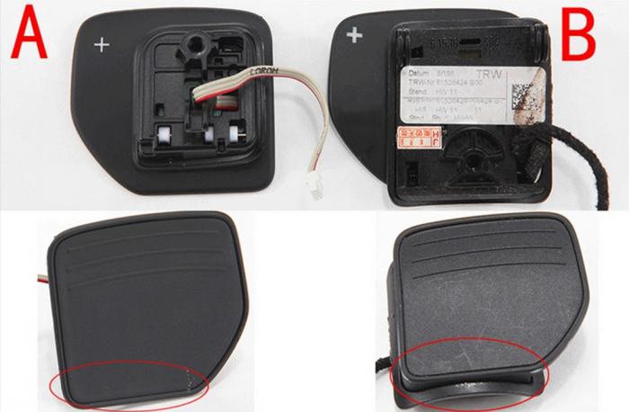Set 2 padele volan pentru Audi, Shift Paddle [8]