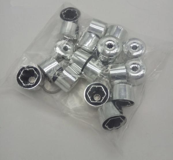 Set 20 capace prezoane pe 17 + cheie de scos capacele, VW/ Audi /Skoda 2