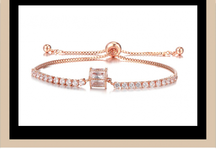 Set 3 buc pentru femei ceas, bratara, colier, luxury [3]