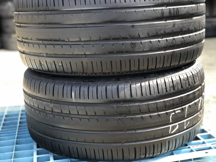 set 2 anvelope 255/40 R19 sh vara Pirelli 4.5mm cu garantie [0]