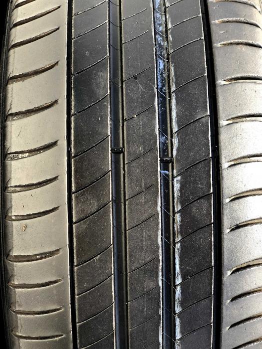 set 2 anvelope 205/55 R16 sh vara Michelin 6mm cu garantie 1
