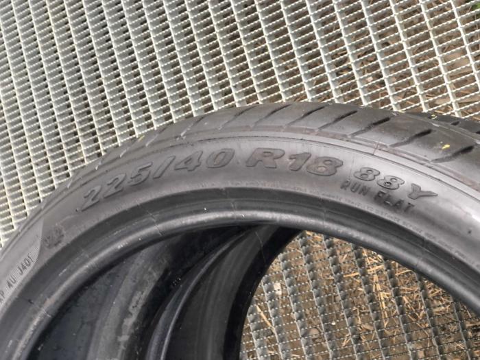 set 2 anvelope 225/40 R18 Runflat sh vara Pirelli 6.5mm cu garantie [4]