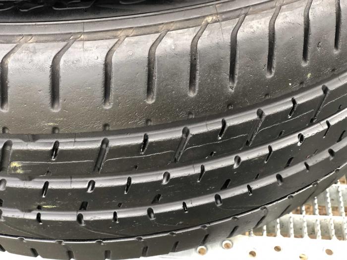 set 2 anvelope 225/40 R18 Runflat sh vara Pirelli 6.5mm cu garantie [2]