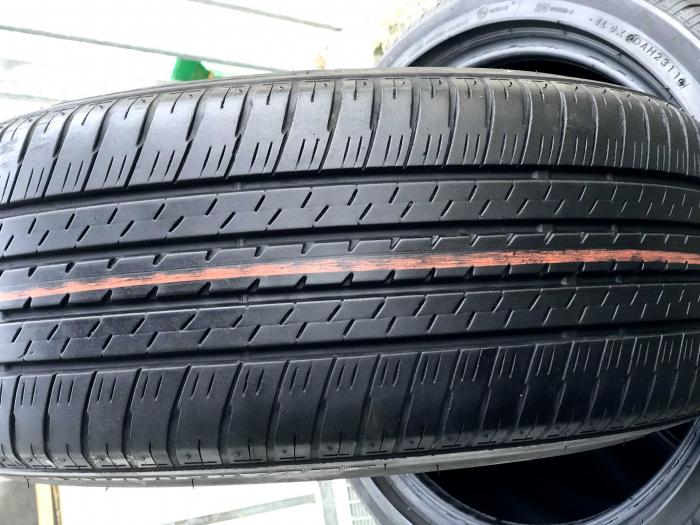 Set 4 anvelope 215/45 R17 sh vara Bridgestone 6.5mm cu garantie 1